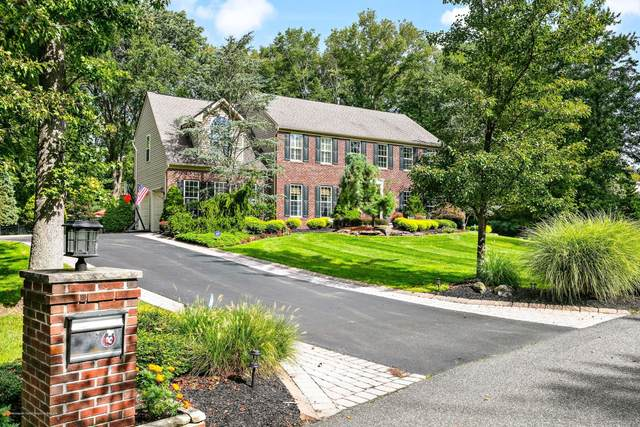 1 Daybreak Court, Farmingdale, NJ 07727 (MLS #22033265) :: The Ventre Team