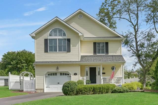 41 Roosevelt Circle E, Red Bank, NJ 07701 (#22033285) :: Daunno Realty Services, LLC