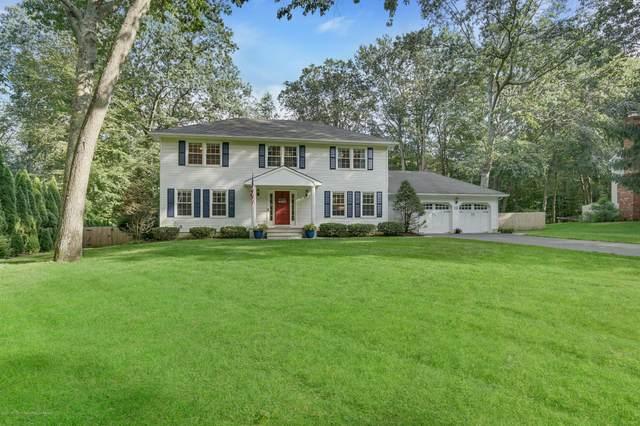 13 Manalapan Woods Drive, Manalapan, NJ 07726 (MLS #22033289) :: Provident Legacy Real Estate Services, LLC