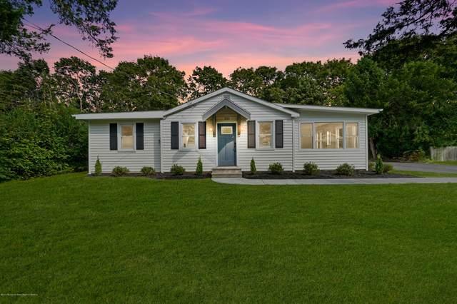 103 Hilltop Drive, Brick, NJ 08724 (MLS #22033296) :: Provident Legacy Real Estate Services, LLC