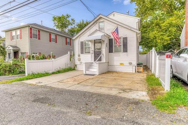 412 Gulden Street, Cliffwood Beach, NJ 07735 (MLS #22033299) :: The Sikora Group