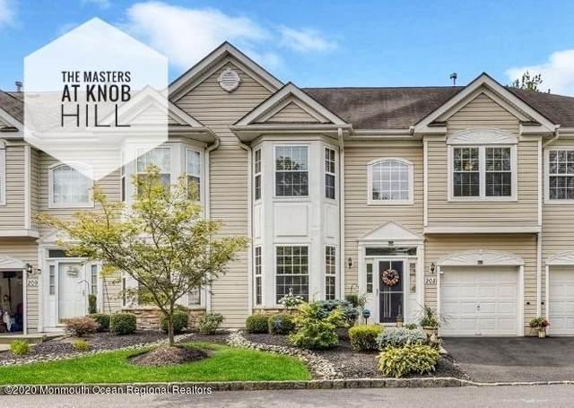 208 Shinnecock Drive, Manalapan, NJ 07726 (MLS #22033358) :: Kiliszek Real Estate Experts