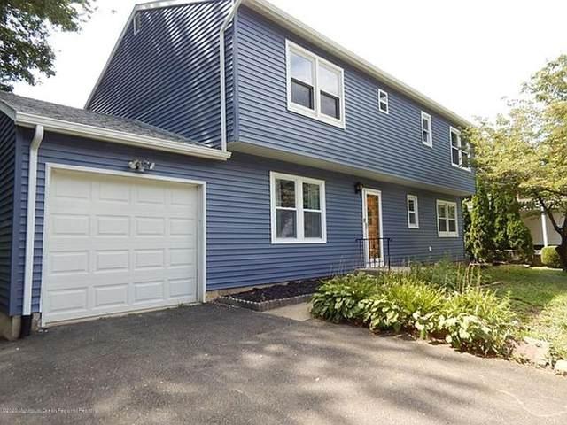90 Parkview Terrace, Lincroft, NJ 07738 (#22033374) :: Daunno Realty Services, LLC
