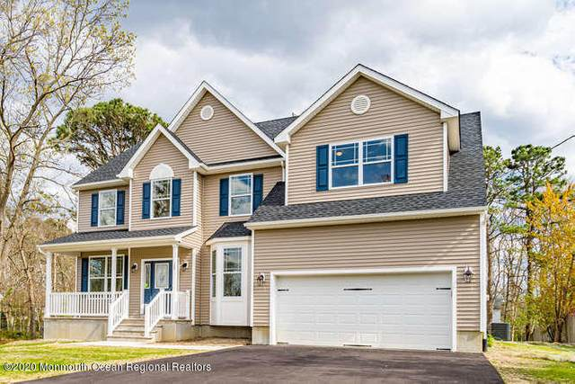 1836 Breakers Drive, Manahawkin, NJ 08050 (MLS #22033394) :: The Ventre Team