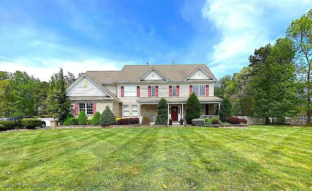 7 Fox Hollow Drive, Jackson, NJ 08527 (MLS #22033481) :: The Sikora Group