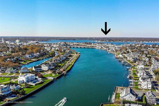 411 Captains Way, Neptune Township, NJ 07753 (MLS #22033530) :: Caitlyn Mulligan with RE/MAX Revolution