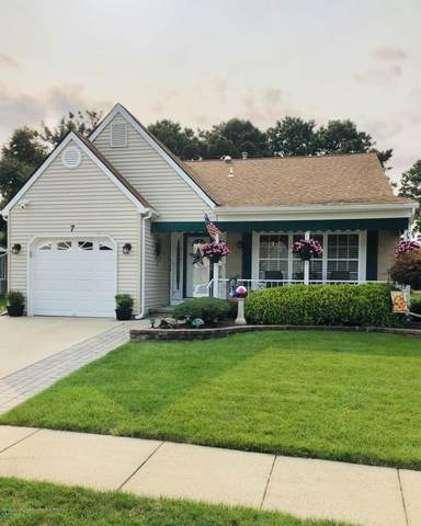 7 Maidstone Court, Toms River, NJ 08757 (MLS #22033536) :: Halo Realty