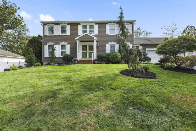 12 Ruset Lane, Farmingdale, NJ 07727 (MLS #22033539) :: The Ventre Team