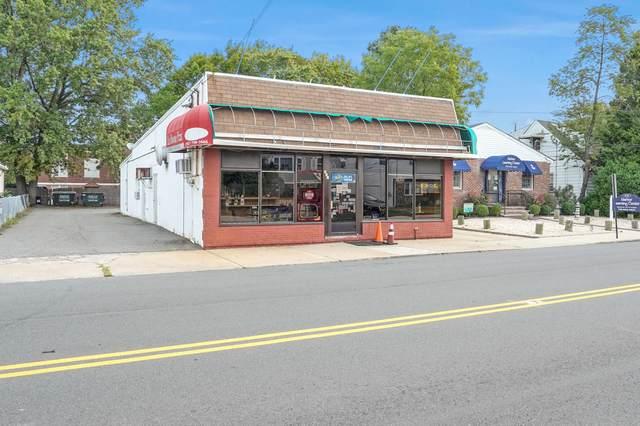 109 Woodbridge Avenue, Sewaren, NJ 07077 (MLS #22033542) :: The MEEHAN Group of RE/MAX New Beginnings Realty
