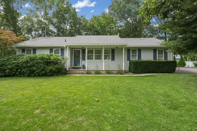316 Riviera Drive, Forked River, NJ 08731 (MLS #22033548) :: The Ventre Team