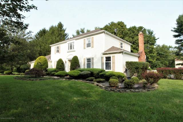 11 Rambling Brook Drive, Holmdel, NJ 07733 (MLS #22033630) :: Laurie Savino Realtor