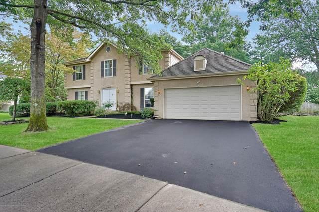 9 Branson Drive, Lincroft, NJ 07738 (MLS #22033670) :: The Ventre Team