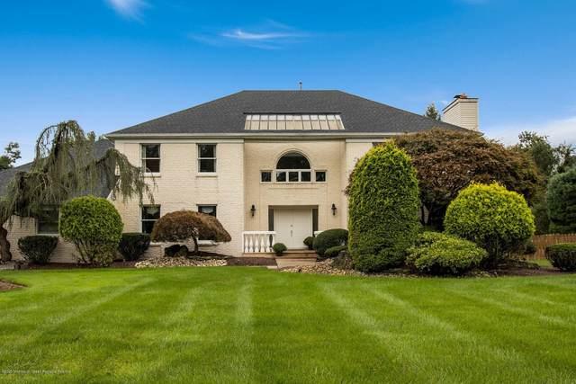 10 Statesboro Road, Freehold, NJ 07728 (MLS #22033695) :: Provident Legacy Real Estate Services, LLC