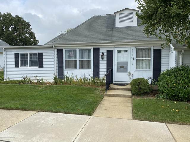 166A Portland Lane 166A, Monroe, NJ 08831 (MLS #22033729) :: Provident Legacy Real Estate Services, LLC