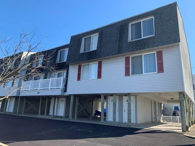 125 Strickland Boulevard #11, Lavallette, NJ 08735 (MLS #22033750) :: The Sikora Group