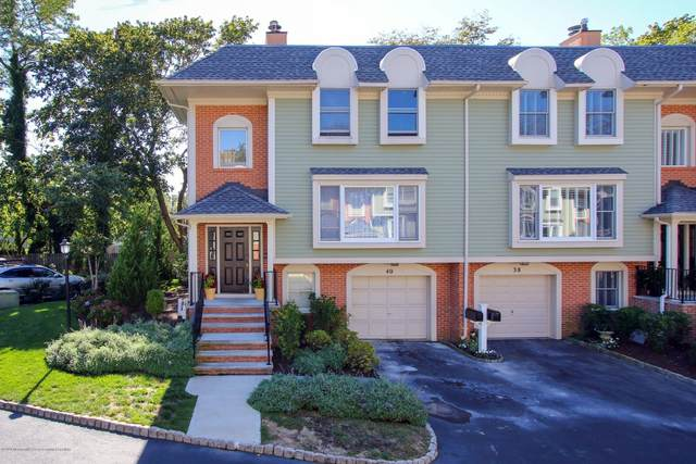 65 E River Road #40, Rumson, NJ 07760 (MLS #22033794) :: Laurie Savino Realtor