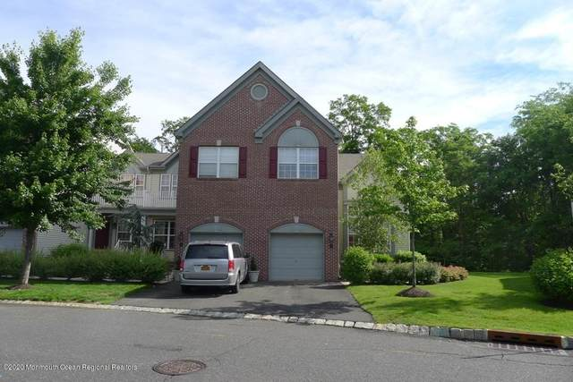 15 Persimmon Lane N015, Holmdel, NJ 07733 (MLS #22033971) :: The Sikora Group