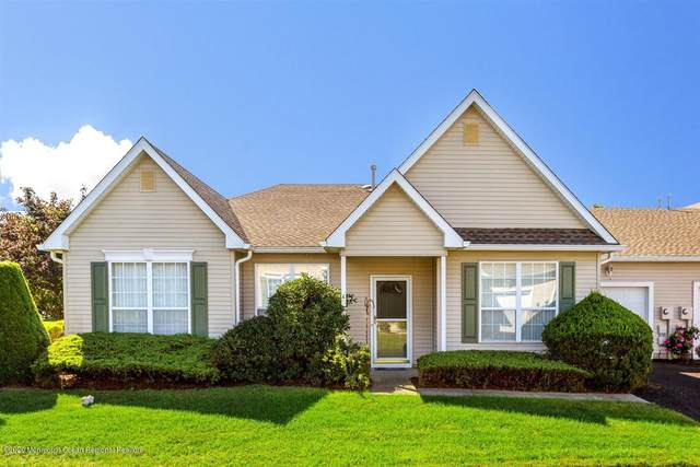 4 Deerchase Lane #1002, Lakewood, NJ 08701 (MLS #22033982) :: The Dekanski Home Selling Team