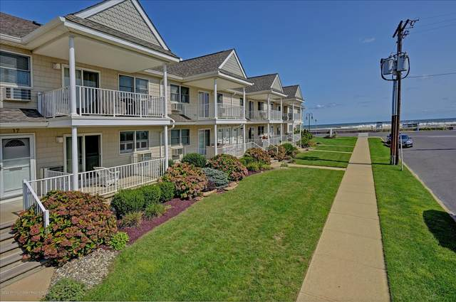 605 Ocean Avenue #17, Belmar, NJ 07719 (MLS #22034046) :: The Ventre Team