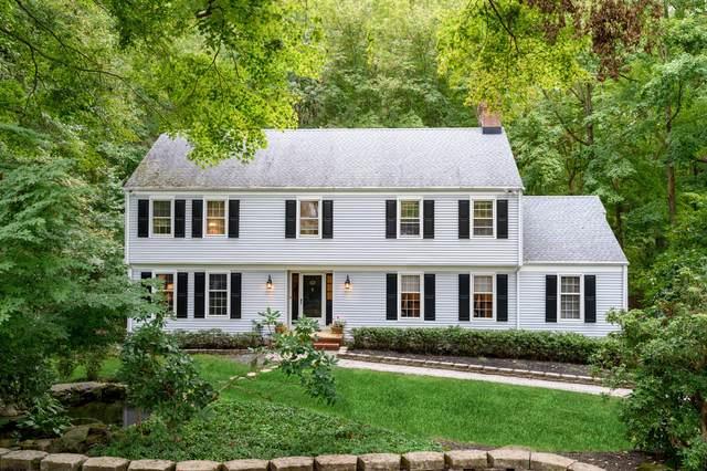 24 Saddle Ridge Road, Colts Neck, NJ 07722 (MLS #22034054) :: The Dekanski Home Selling Team