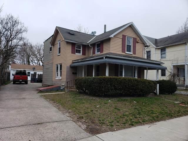 611 Church Street, Asbury Park, NJ 07712 (MLS #22034066) :: The Dekanski Home Selling Team