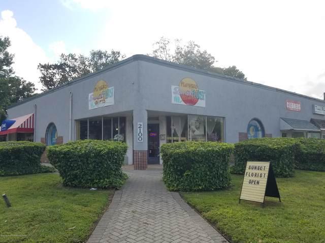 2100 Sunset Avenue #2102, Ocean Twp, NJ 07712 (MLS #22034097) :: The Dekanski Home Selling Team