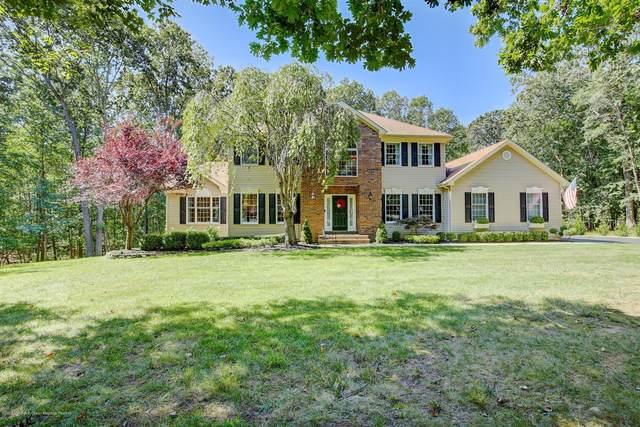 17 Ivy Court, Millstone, NJ 08535 (MLS #22034113) :: The Dekanski Home Selling Team