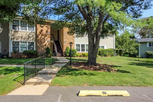 108 Viburnum Terrace, Red Bank, NJ 07701 (MLS #22034201) :: The Sikora Group