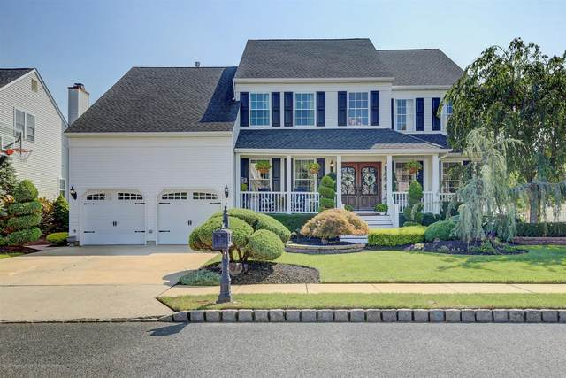 6 Paceview Drive, Howell, NJ 07731 (MLS #22034265) :: Caitlyn Mulligan with RE/MAX Revolution