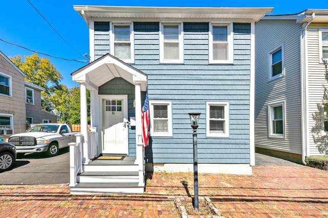 81 Linden Place, Red Bank, NJ 07701 (MLS #22034437) :: William Hagan Group