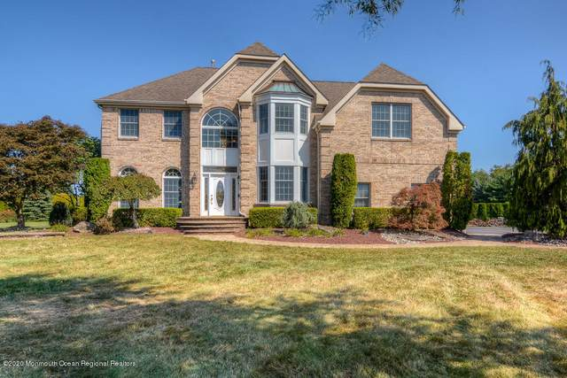 4 Teal Court, Freehold, NJ 07728 (MLS #22034443) :: William Hagan Group