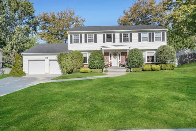 5 Kimberly Drive, Ocean Twp, NJ 07712 (#22034469) :: Nexthome Force Realty Partners