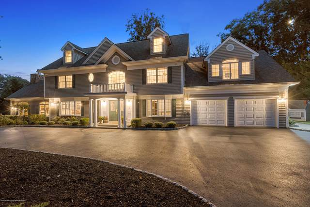 1 Southside Avenue, Atlantic Highlands, NJ 07716 (MLS #22034474) :: The Dekanski Home Selling Team