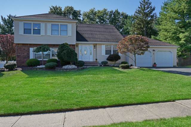 48 Cannonade Drive, Marlboro, NJ 07746 (MLS #22034488) :: The CG Group | RE/MAX Real Estate, LTD