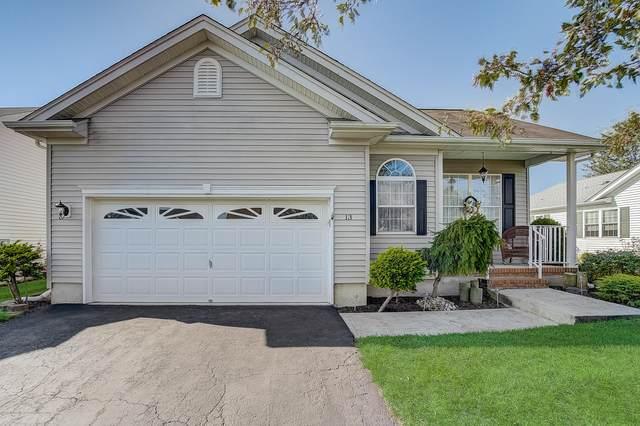 13 Shelley Road, Brick, NJ 08724 (MLS #22034489) :: Provident Legacy Real Estate Services, LLC