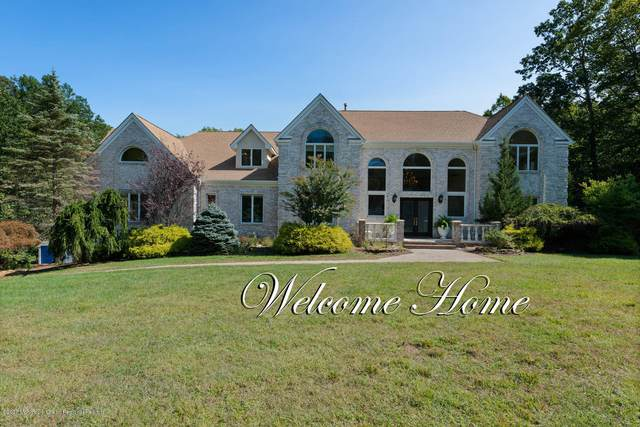 5 Grand Court, Colts Neck, NJ 07722 (MLS #22034492) :: Provident Legacy Real Estate Services, LLC
