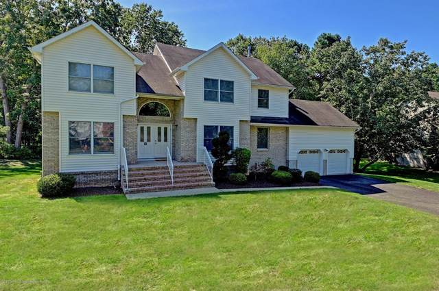 15 Jeanine Court, Manalapan, NJ 07726 (MLS #22034504) :: Provident Legacy Real Estate Services, LLC