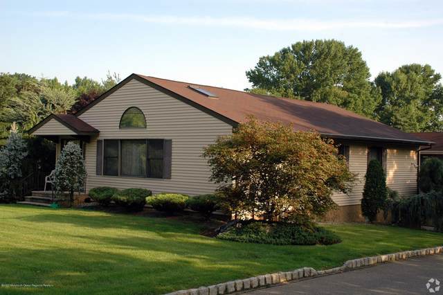 134 Route 520, Morganville, NJ 07751 (MLS #22034542) :: The MEEHAN Group of RE/MAX New Beginnings Realty