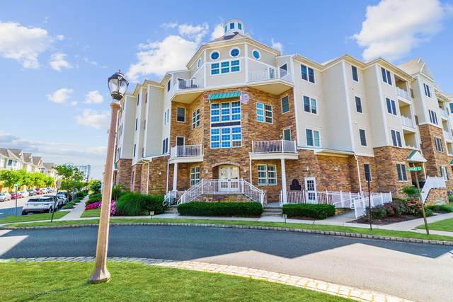 22 Cooper Avenue #310, Long Branch, NJ 07740 (MLS #22034623) :: The Streetlight Team at Formula Realty