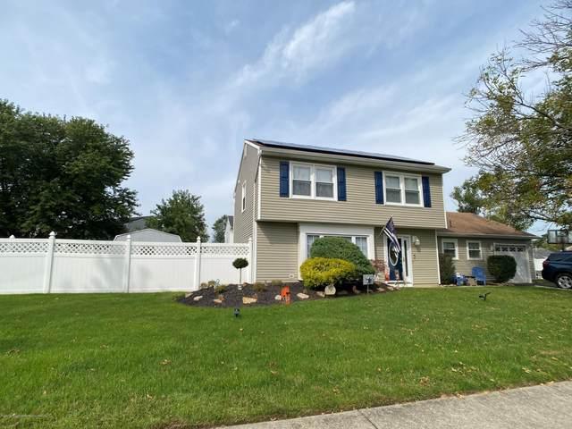 3 Annie Drive, Howell, NJ 07731 (MLS #22034631) :: William Hagan Group