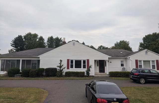 96 Gordons Corner Road, Manalapan, NJ 07726 (MLS #22034661) :: William Hagan Group