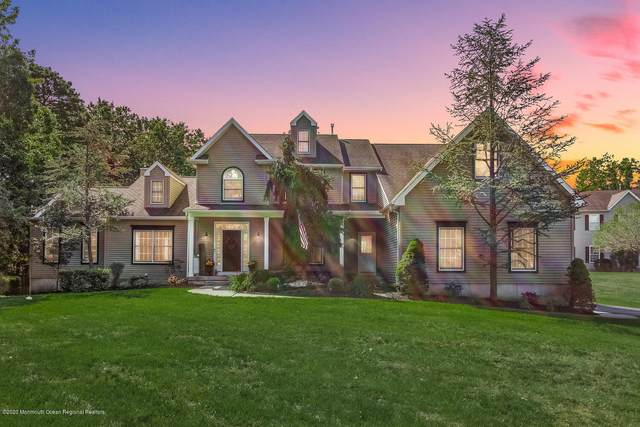 33 Sherwood Court, Jackson, NJ 08527 (MLS #22034668) :: Provident Legacy Real Estate Services, LLC