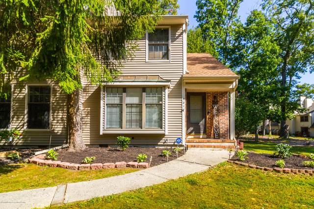901 Bent Trail 35H, Toms River, NJ 08753 (MLS #22034682) :: The Dekanski Home Selling Team