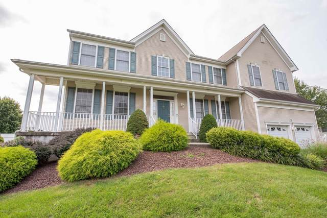 96 Columbia Court, Freehold, NJ 07728 (MLS #22034771) :: Halo Realty