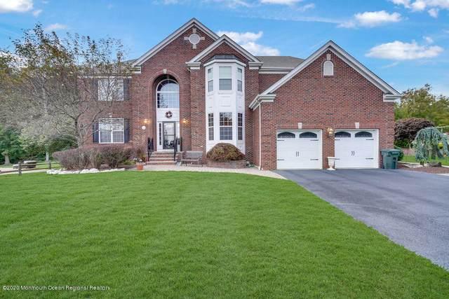 46 Mcfarlane Circle, Monroe, NJ 08831 (MLS #22034988) :: The Sikora Group