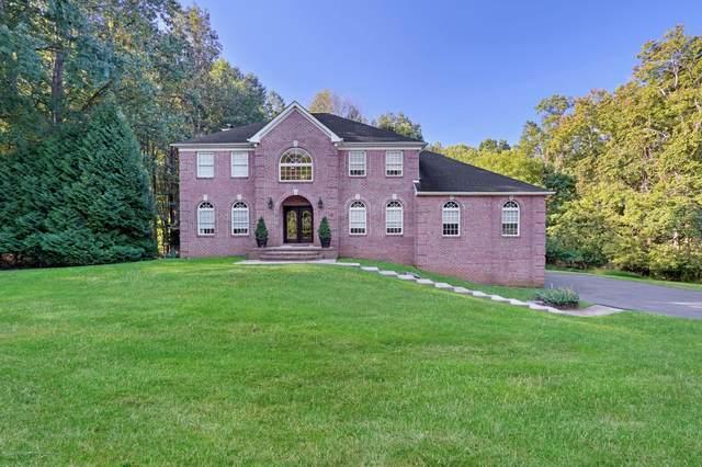 13 Fern Drive, Millstone, NJ 08510 (MLS #22035026) :: The Sikora Group