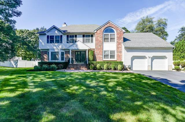 26 Kimberly Court, Manalapan, NJ 07726 (MLS #22035109) :: The DeMoro Realty Group | Keller Williams Realty West Monmouth
