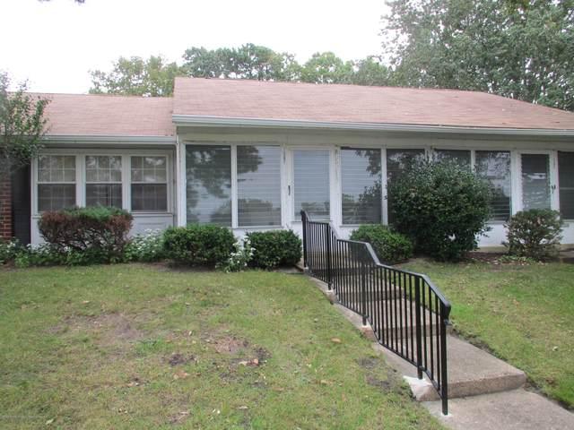 1228C Dumbarton Drive #1003, Lakewood, NJ 08701 (MLS #22035122) :: The Sikora Group