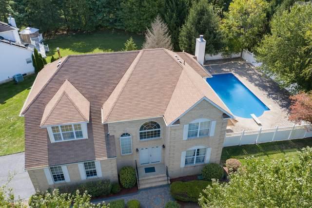 2 Regal Drive, Marlboro, NJ 07746 (MLS #22035231) :: William Hagan Group