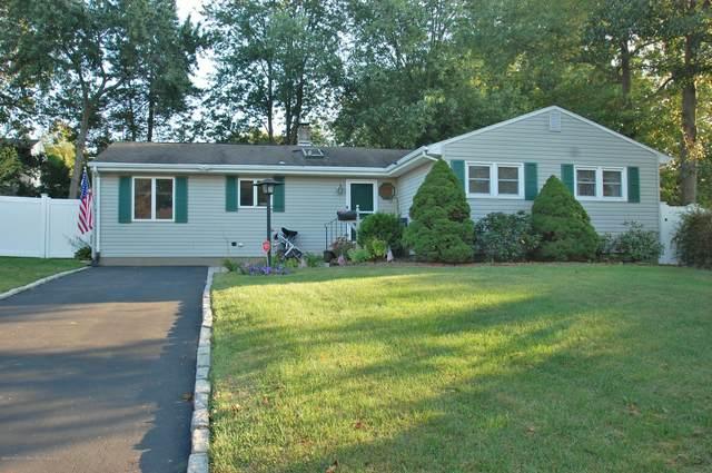 9 Knoll Terrace, Hazlet, NJ 07730 (MLS #22035233) :: William Hagan Group